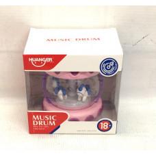 Музыкальная игрушка для малышей  48 шт в кор. HE0702