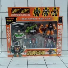 399020 Роботы Трансформеры 40 шт в кор.
