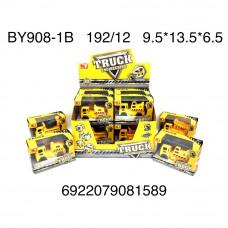 BY908-1B Машинки спецтехника 12 шт. в блоке, 192 шт. в кор.