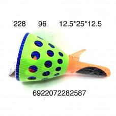 228 Игра Поймай мячик, 96 шт. в кор.