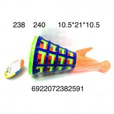 238 Игра Поймай мячик, 240 шт. в кор.