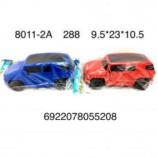 8011-2A Машинка в пакете, 288 шт. в кор.