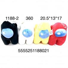 1188-2 Мягкая игрушка НЛО 360 шт в кор.