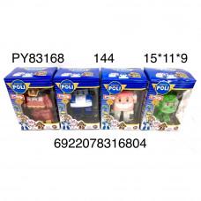PY83168 Мультгерои Мультяшки,4 шт в блоке 36 блоке в кор
