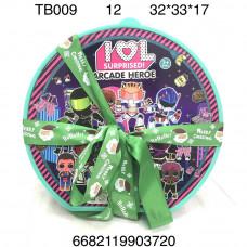 TB009 Кукла в шаре Arcade Подарочная упаковка 12 шт в кор.