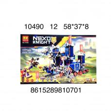 Конструктор Нексо 1171 дет., 12 шт. в кор. 10490