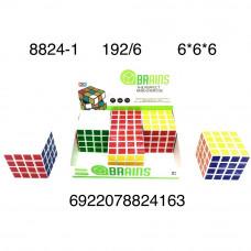 8824-1 Кубик рубика 4х4 6 шт в блоке, 192 шт в кор.