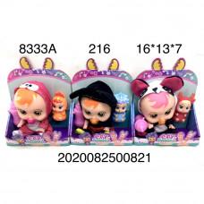 8333A Пупсы Cry babies, 216 шт. в кор.