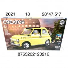 2021 Конструктор Creator  998 дет., 18 шт. в кор.