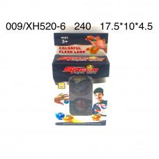 009/XH520-6 Игрушка магнит (свет), 240 шт. в кор.
