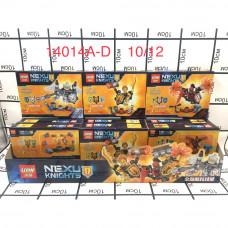 14014A-D Конструктор Нексо 12 шт в блоке, 10 шт в кор