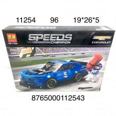 11254 Конструктор Speeds 204 дет., 96 шт. в кор.