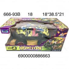 666-93B Машина на Р/У, 18 шт. в кор.