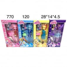 770 Куклы Пони 120 шт в кор.