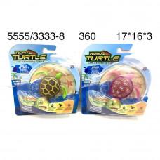 5555/3333-8 Робочерепаха 360 шт в кор.