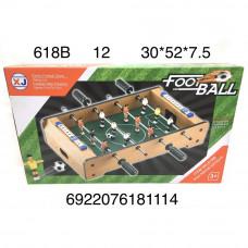 618B Настольный футбол 12 шт в кор.