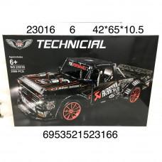 23016 Конструктор Автомобиль 2886 дет., 10 шт. в кор.
