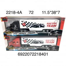 2218-4A Автовоз формулы 1, 72 шт в кор.
