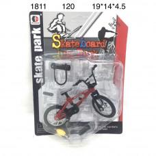 1811 Велосипед для пальцев 120 шт в кор.