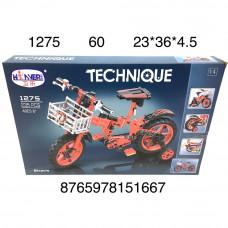 1275 Конструктор Техника 235 дет., 60 шт. в кор.