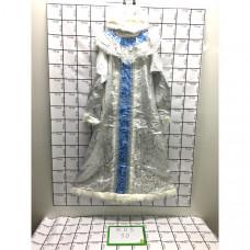 Новогодний костюм Снегурочка 30 шт в кор. K05