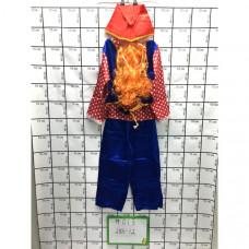 Костюм детский Гном 12 шт в блоке, 288 шт в кор. #013