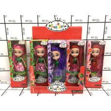 Кукла Fruit 9 шт. в блоке, 162 шт. в кор. 6065AB