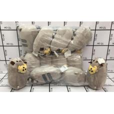 Мягкая игрушка 12 шт. в блоке, 360 шт. в кор. 0716-1