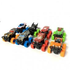 Машинки-Супергерои 8 шт в блоке, 192 шт в кор. 2018-30