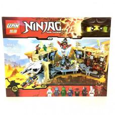 Конструктор Ниндзя 1351 деталь. арт.06039
