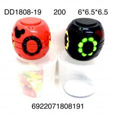 DD1808-19 Головоломка Волшебный шар, 200 шт. в кор.