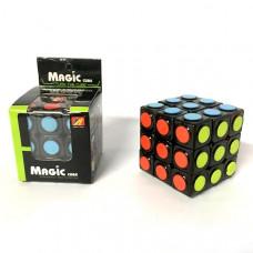 Кубик Рубика 3*3*3. Пластик.. арт 341