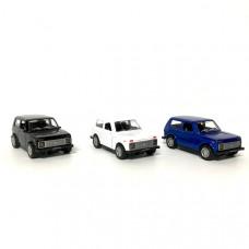 Модели машин 12 шт в блоке, 144 шт в кор. 1801D