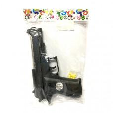Пистолет с пульками, 192 шт. в кор. 007