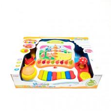 Музыкальная игрушка 12 шт в кор. 3108