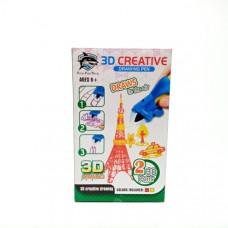 3D Ручка 72 шт в кор. 8802-2D
