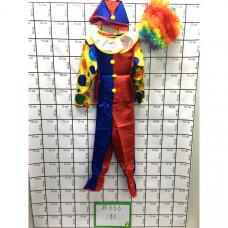 Костюм детский Клоуна 180 шт в кор.  #666