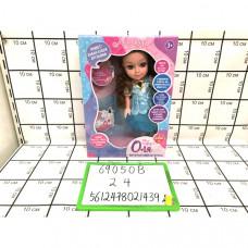 69050B Кукла Оля интерактивная, 24 шт. в кор.