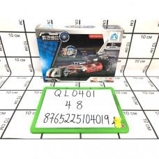 Конструктор Гонки 124 дет, 48 шт в кор. QL0401