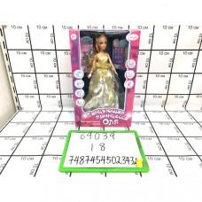 Кукла Оля интерактивная, 15 фраз, сказки, песенки, диктофон. 18 шт в кор. 69039
