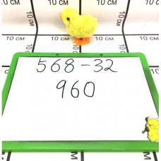 Цыплёнок заводной, 960 шт. в кор. 568-32