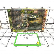 Военная техника, 18 шт. в кор. HW-31A4