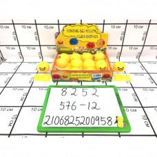 Лизун Смайл 12 шт. в блоке, 576 шт. в кор. 8252