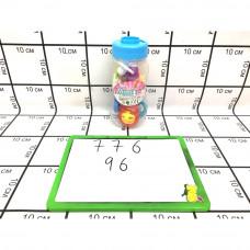 Набор погремушек в бутылочке, 96 шт. в кор. 776-A3
