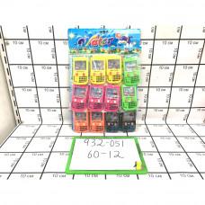 Водная игра 12 шт. на блистере, 60 шт. в кор. 932-051