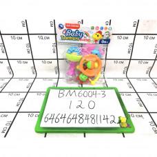 Набор Погремушек в пакете, 120 шт. в кор. BM6004-3