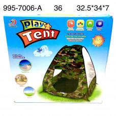 995-7006-A Палатка 36 шт в кор.