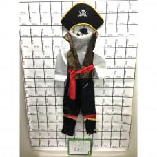 Костюм Пирата, 240 шт. в кор. Y01