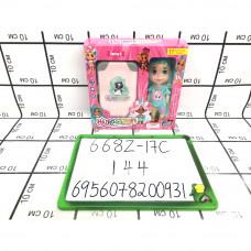 Кукла Hairdorables с аксессуарами 144 шт в кор. 668Z-17C