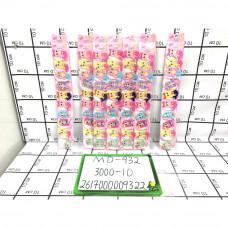 Заколочки на волосы Русалка 10 шт. в блоке, 300 блоке . в кор. MD-932
